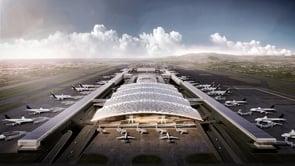 Taiwan Taoyuan Airport Terminal 3
