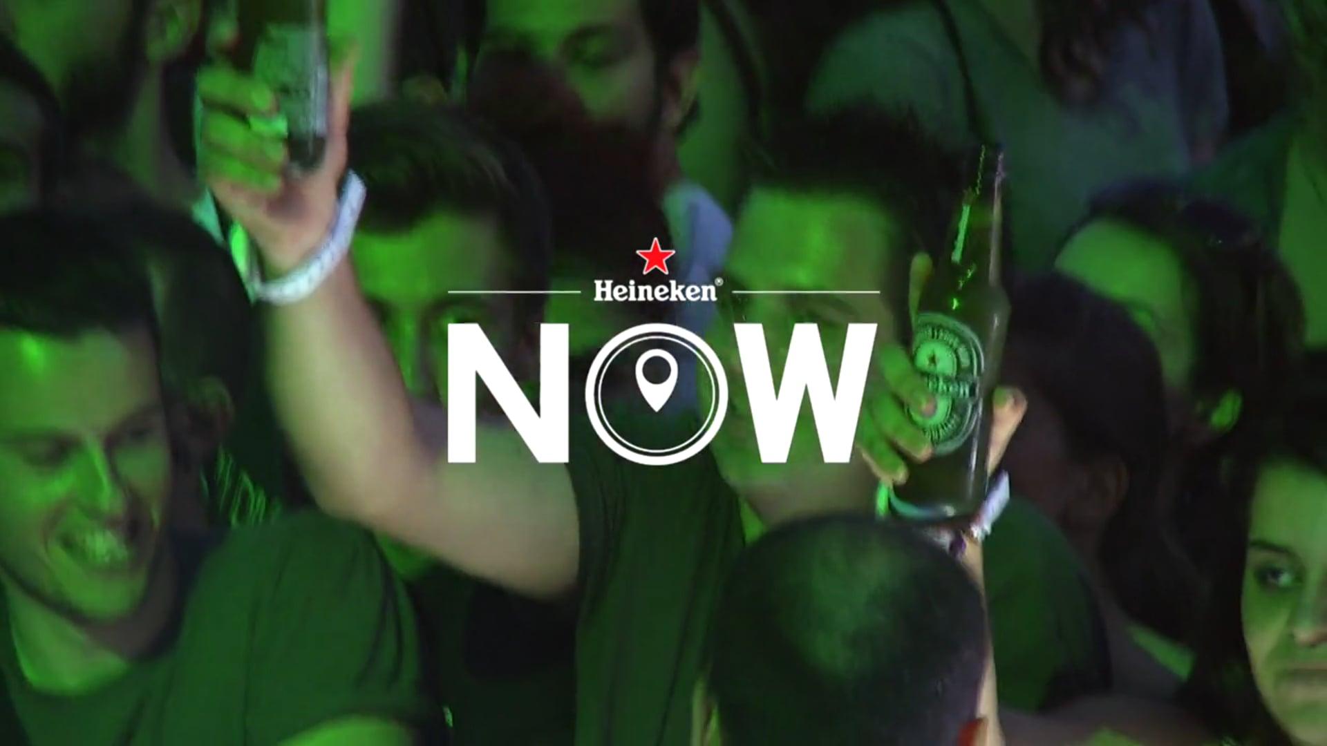 Heineken Now @ Ejekt Festival