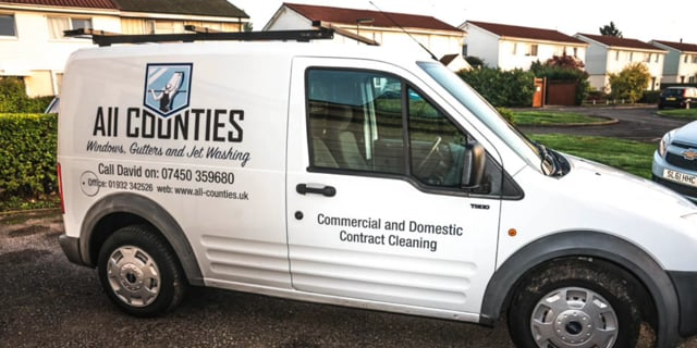 All-counties - Van Design, Print and Install