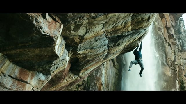 POINT BREAK Climbing Angel Falls – Behind the Scenes from Rock Ice