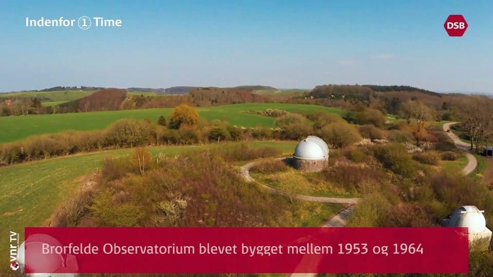 Indenfor 1 Time - Holbæk - Geopark Odsherred - Brorfelde Observatorium