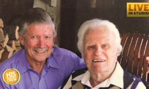 Dr. Don Wilton Talks About What It's Like to Be Rev. Billy Graham's Pastor