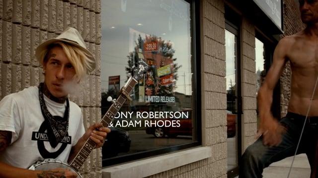 Tony Robertson & Adam Rhodes