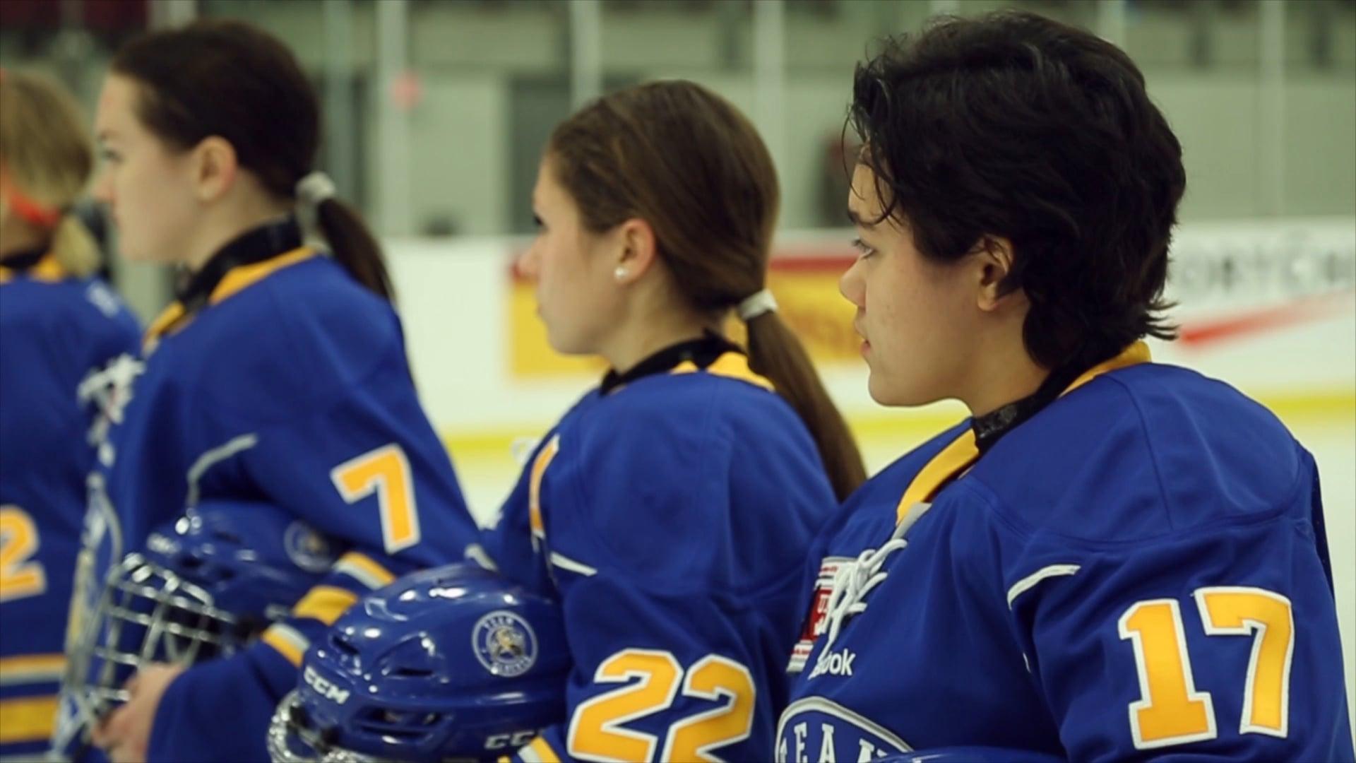 National Women's U18 Championship - Sarah Lecavalier