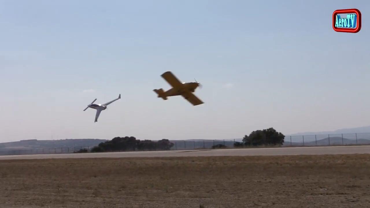 3ª Parte RedBurros 2014 en Mogadouro de Portugal, por AeroTV.