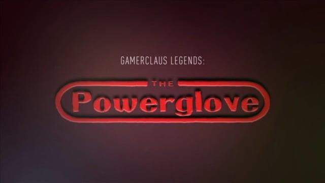 POWER GLOVE - Alex Nicholson