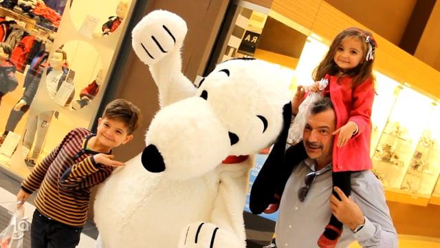 Tutti al Cinema - Snoopy