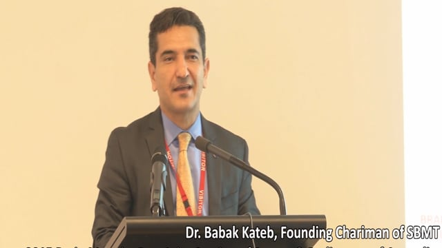 Dr. Babak Kateb, MD:  Opening remarks of THE FIRST BRAIN MAPPING DAY at the Australian Parliament, Canberra