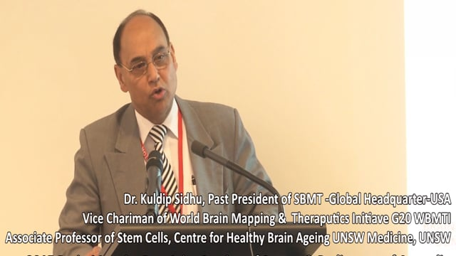 Dr. Kuldip Sidhu:  Introductory Overview