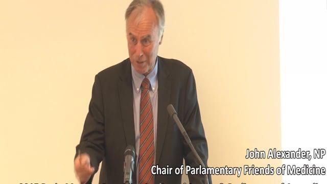 The Honorable John Alexander OAM, MP