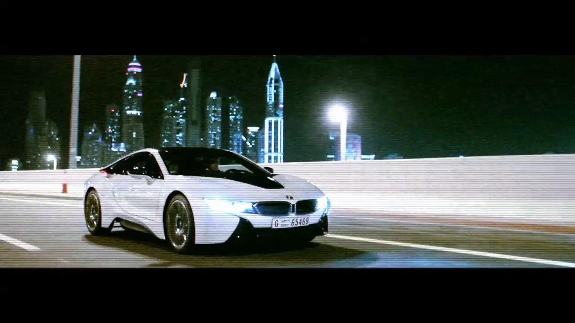 DUBAI NIGHTS BMW i8 ONLINE FILM FOR BMW MAGAZINE