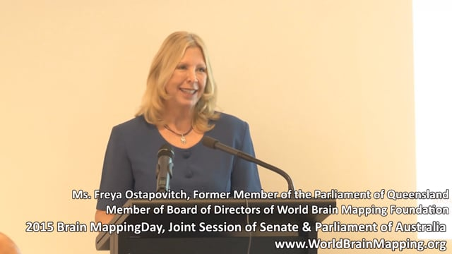 Ms. Freya Ostapovitch, MP (former):  Opening Introductions
