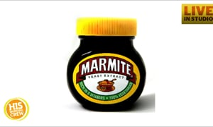 Marmite Sandwitches With Phil Joel