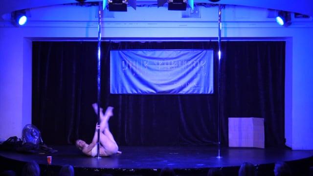 Pole Theatre Sweden 2015- Semi Pro Drama Catarina Odén