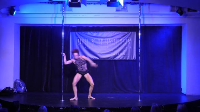 Pole Theatre Sweden 2015- Professional Drama Henrikka Roo