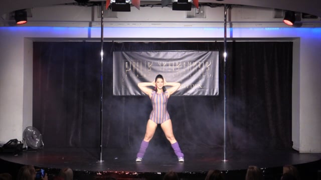 Pole Theatre Sweden 2015- Guest Performance Gal Be Pole