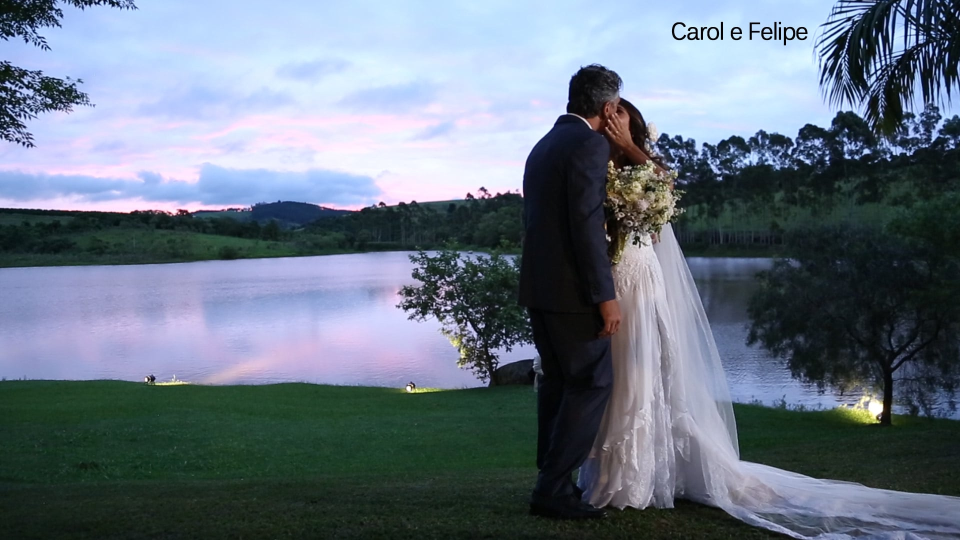 Carol e Felipe