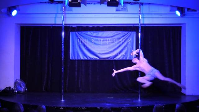 Pole Theatre Sweden 2015- Guest Performance Slava Ruza