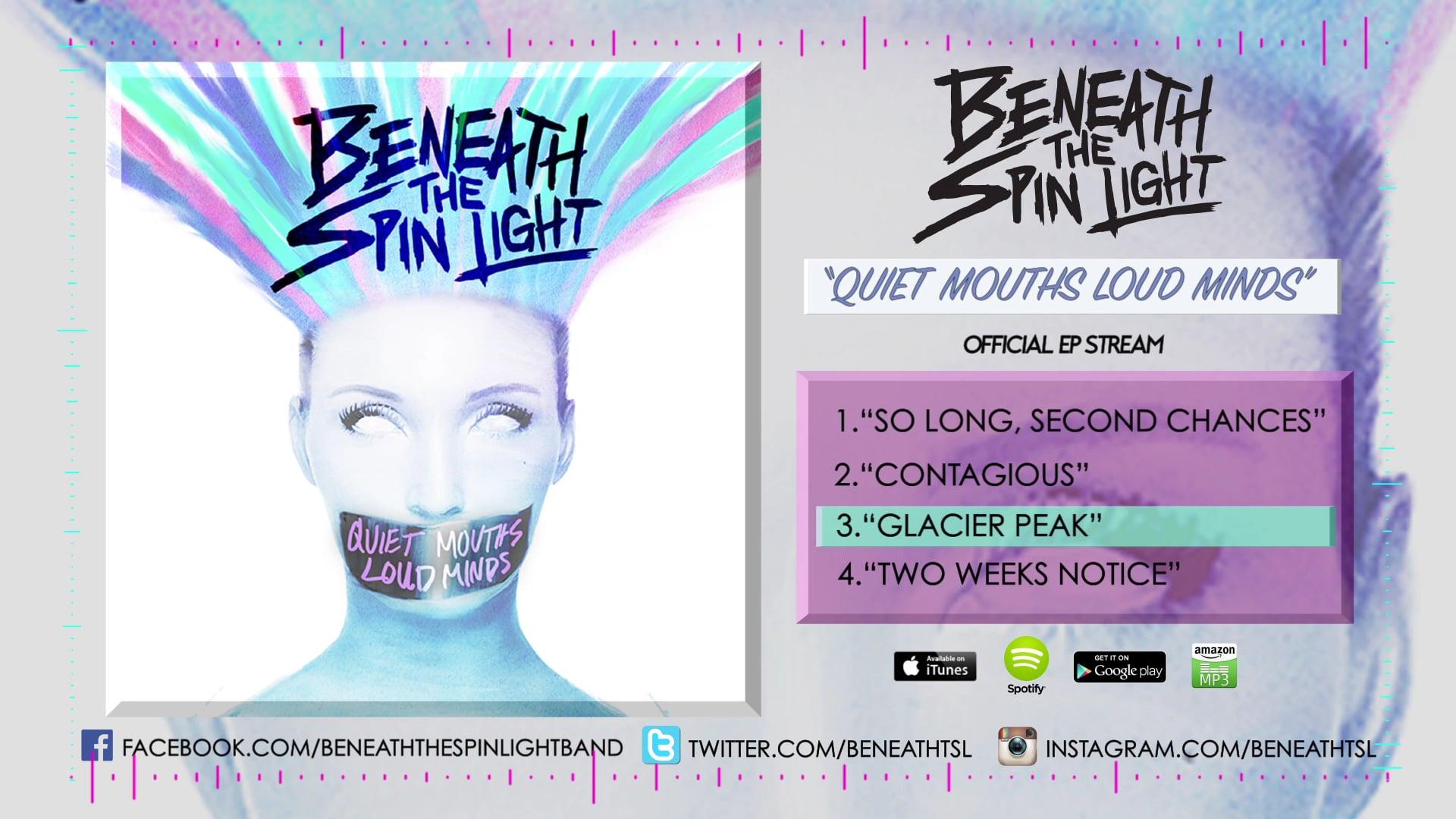 Beneath The Spin Light EP Stream (FINAL CUT)
