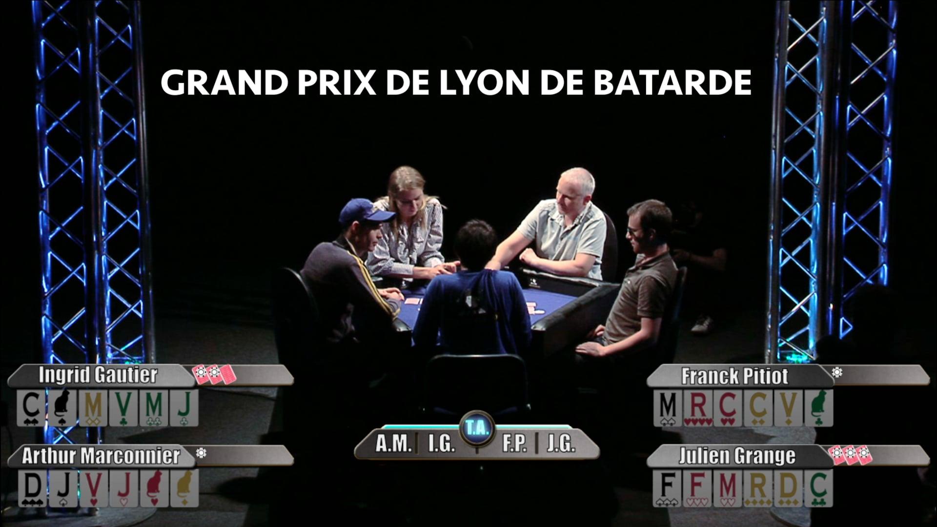 Grand Prix de Lyon de Bâtarde (jeu de cartes)