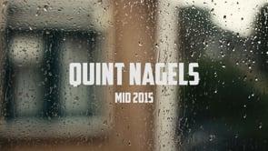 Showreel Quint Nagels 2015