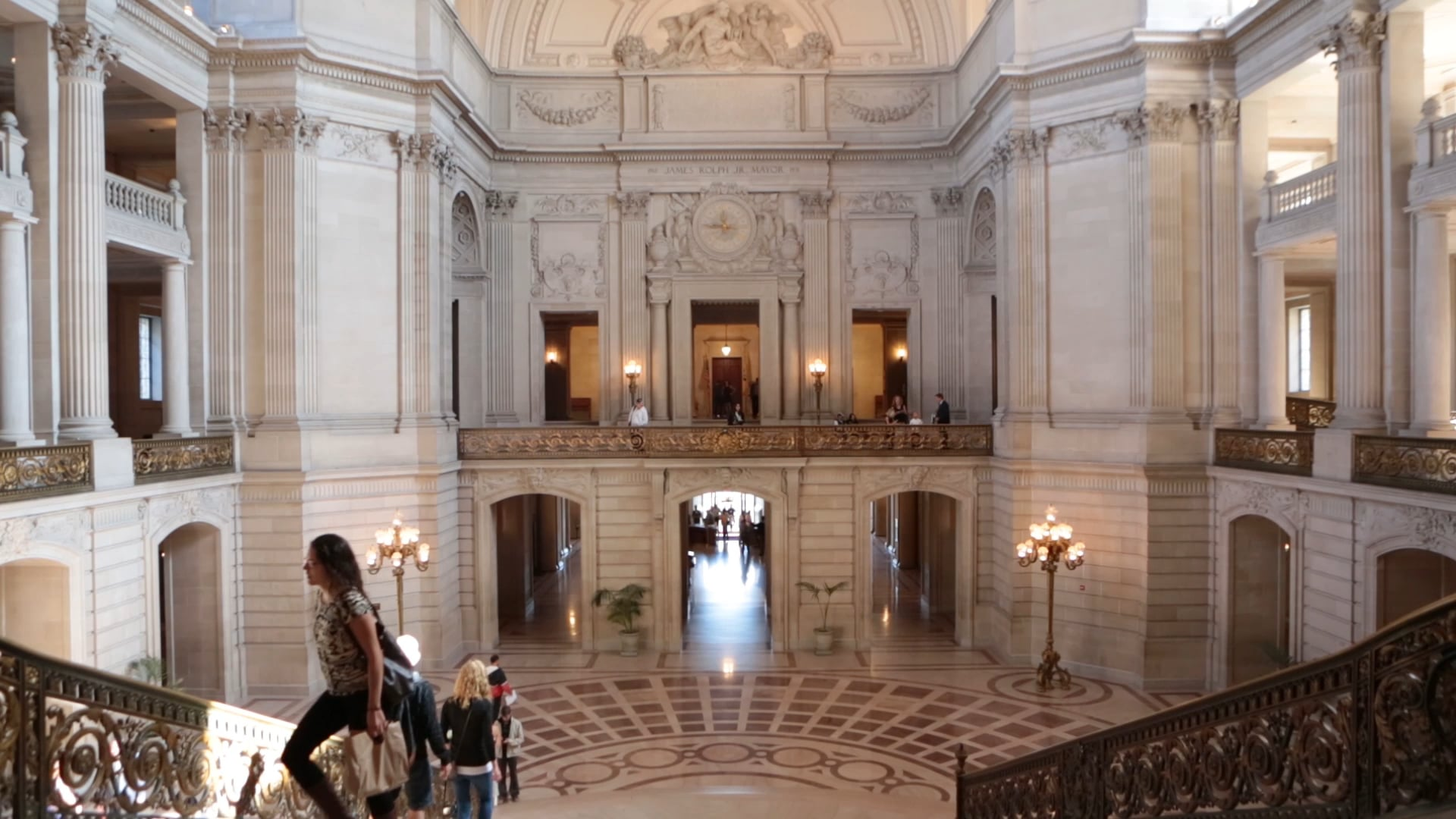 OnBoard, SF: City Hall