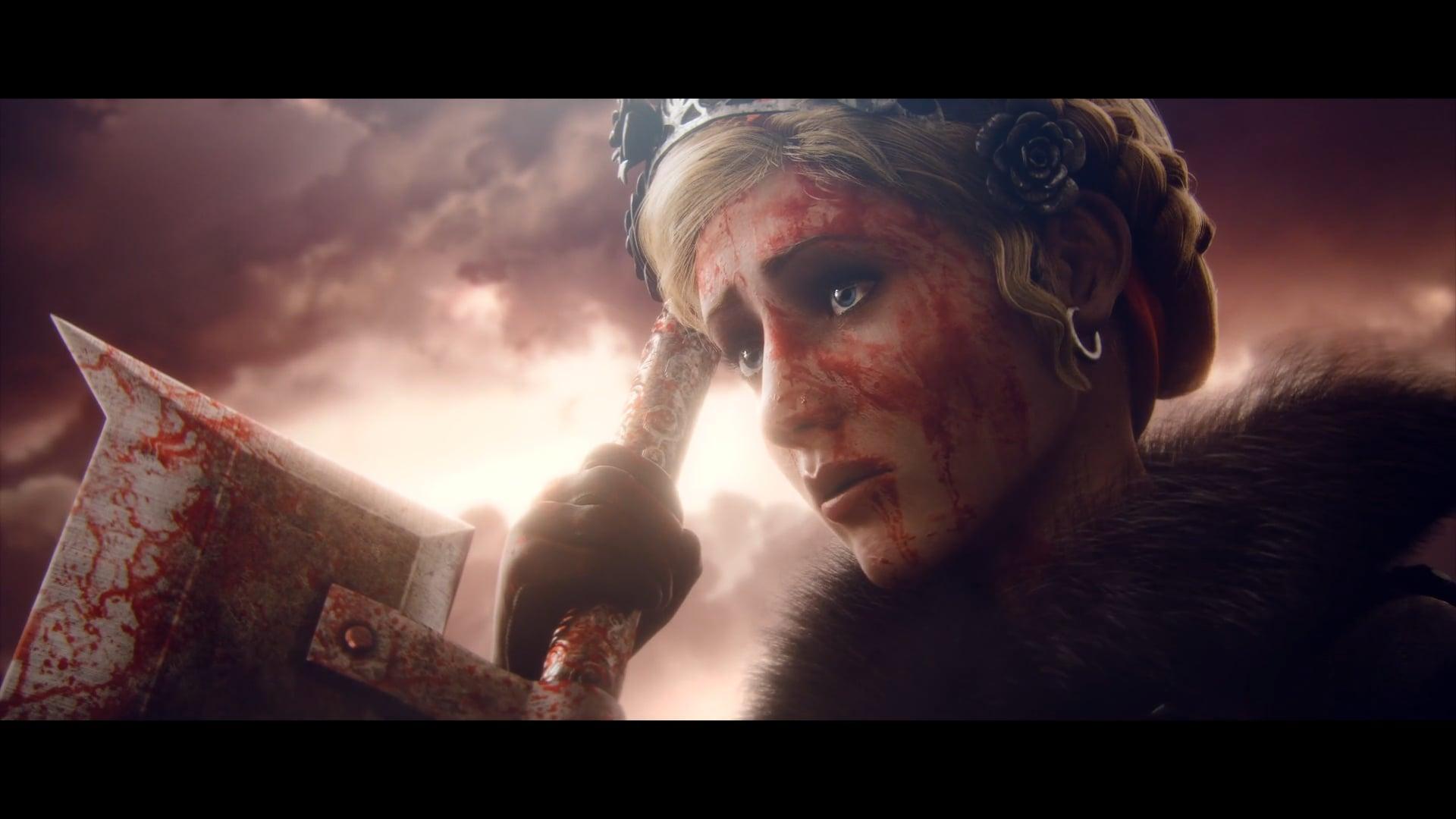 Bethesda: BATTLECRY Teaser Trailer