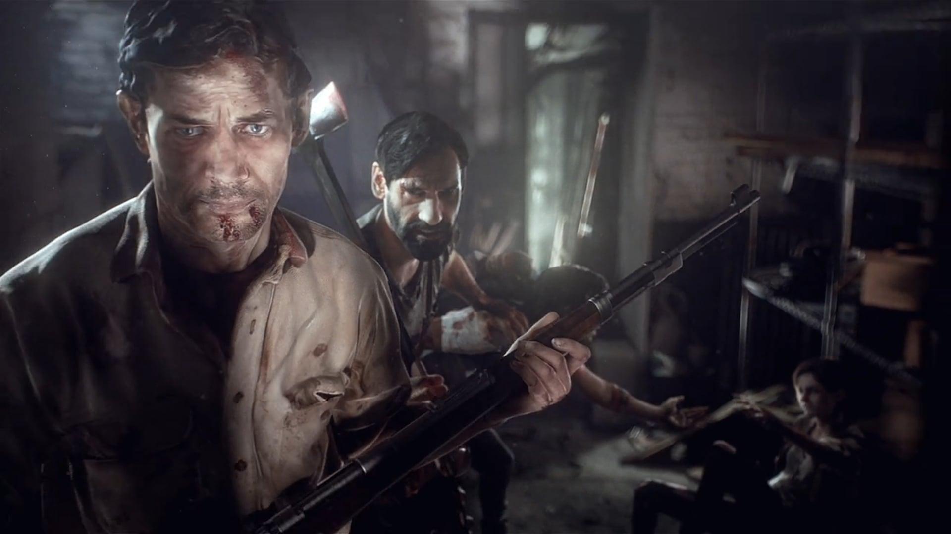 AMC The Walking Dead: No Man's Land Cinematic Trailer