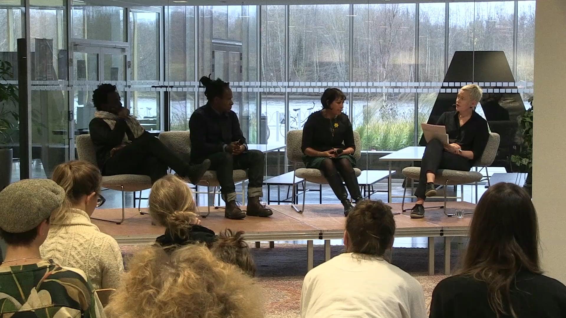 Film: Artist Talk / John Akomfrah