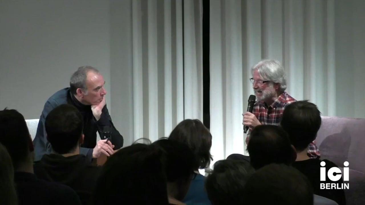 A Conversation with Daniel Defert and Cord Riechelmann