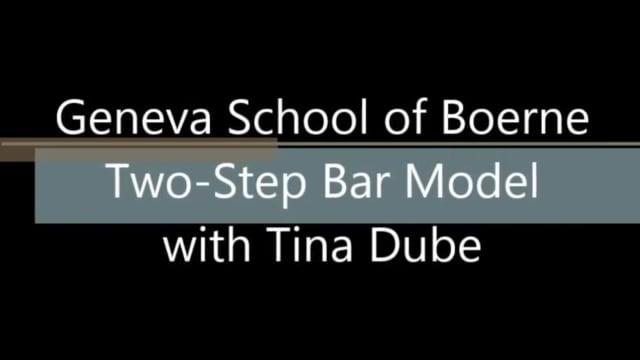 Two-Step Bar Model