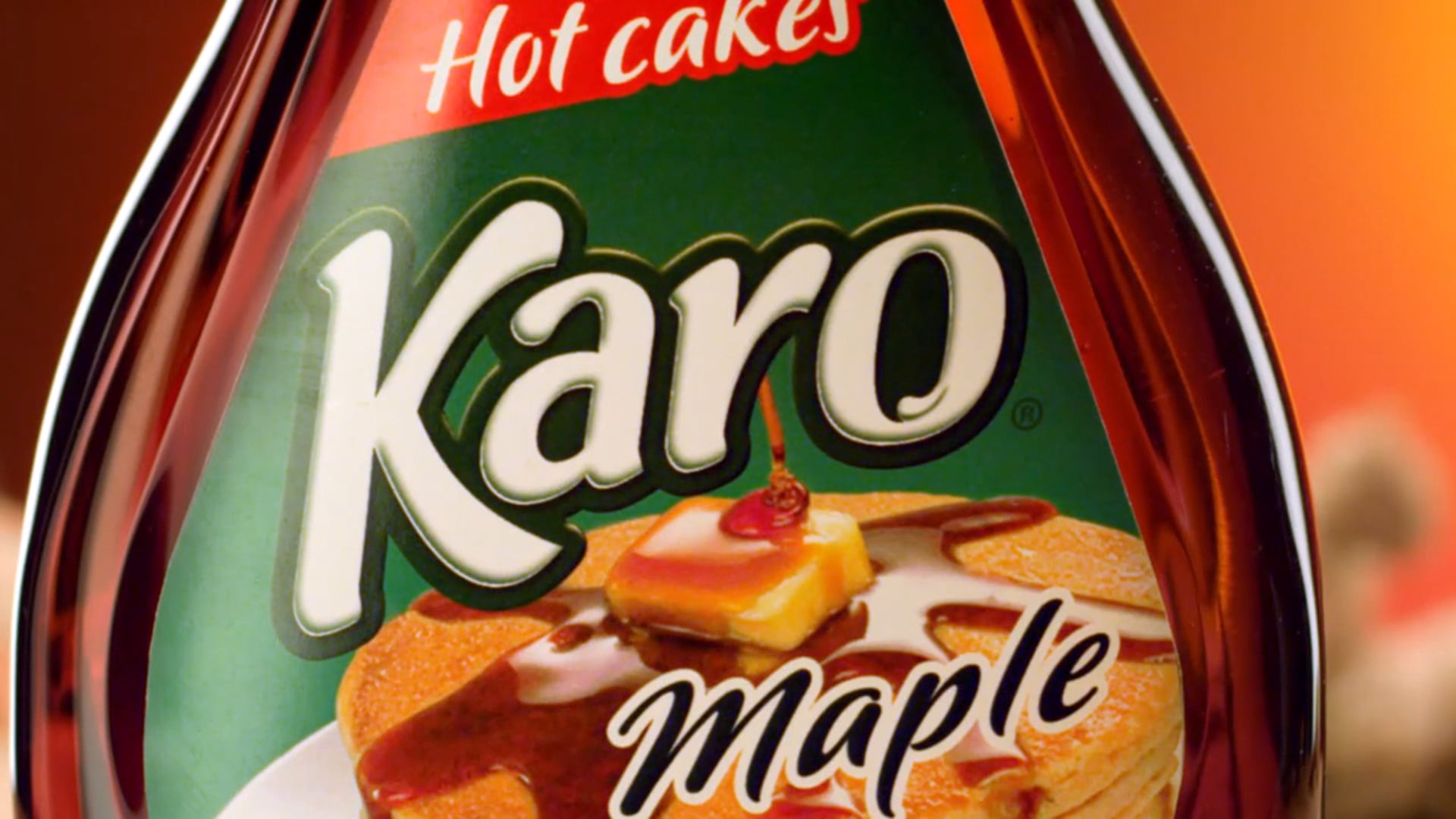 Hot Cakes Syrup Karo commercial