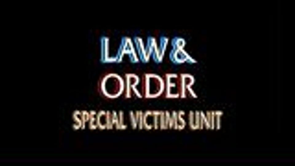 LAW & ORDER SVU - Dr Ari Cohn