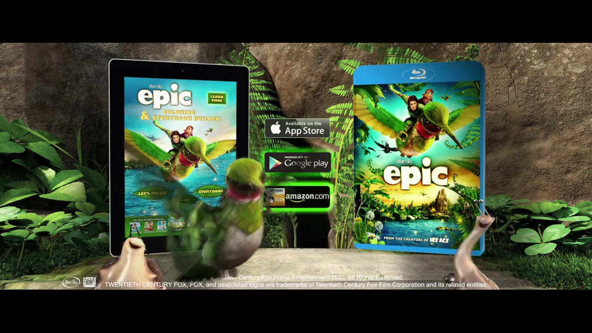 EPIC Coloring & Storybook Builder App