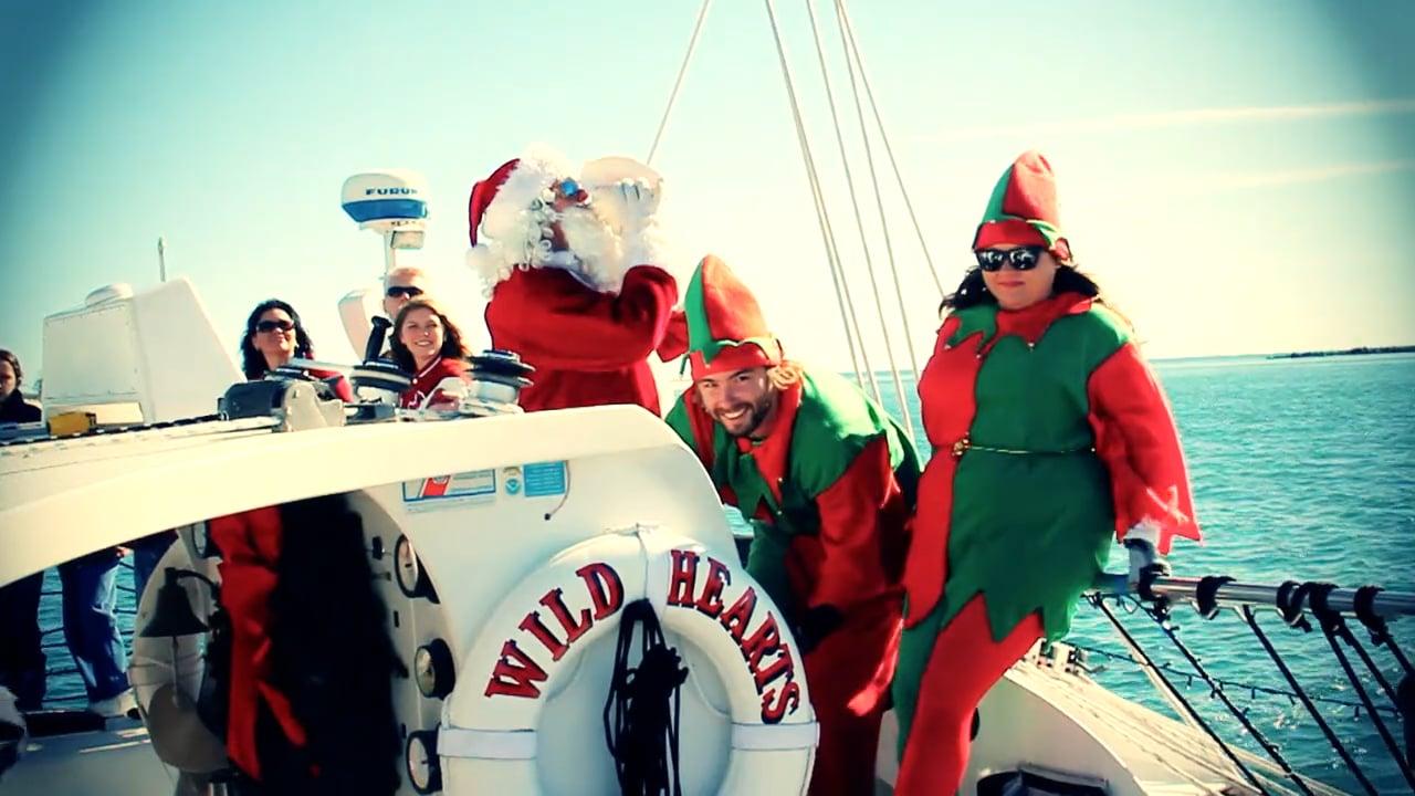 Wildhearts Santa Sail