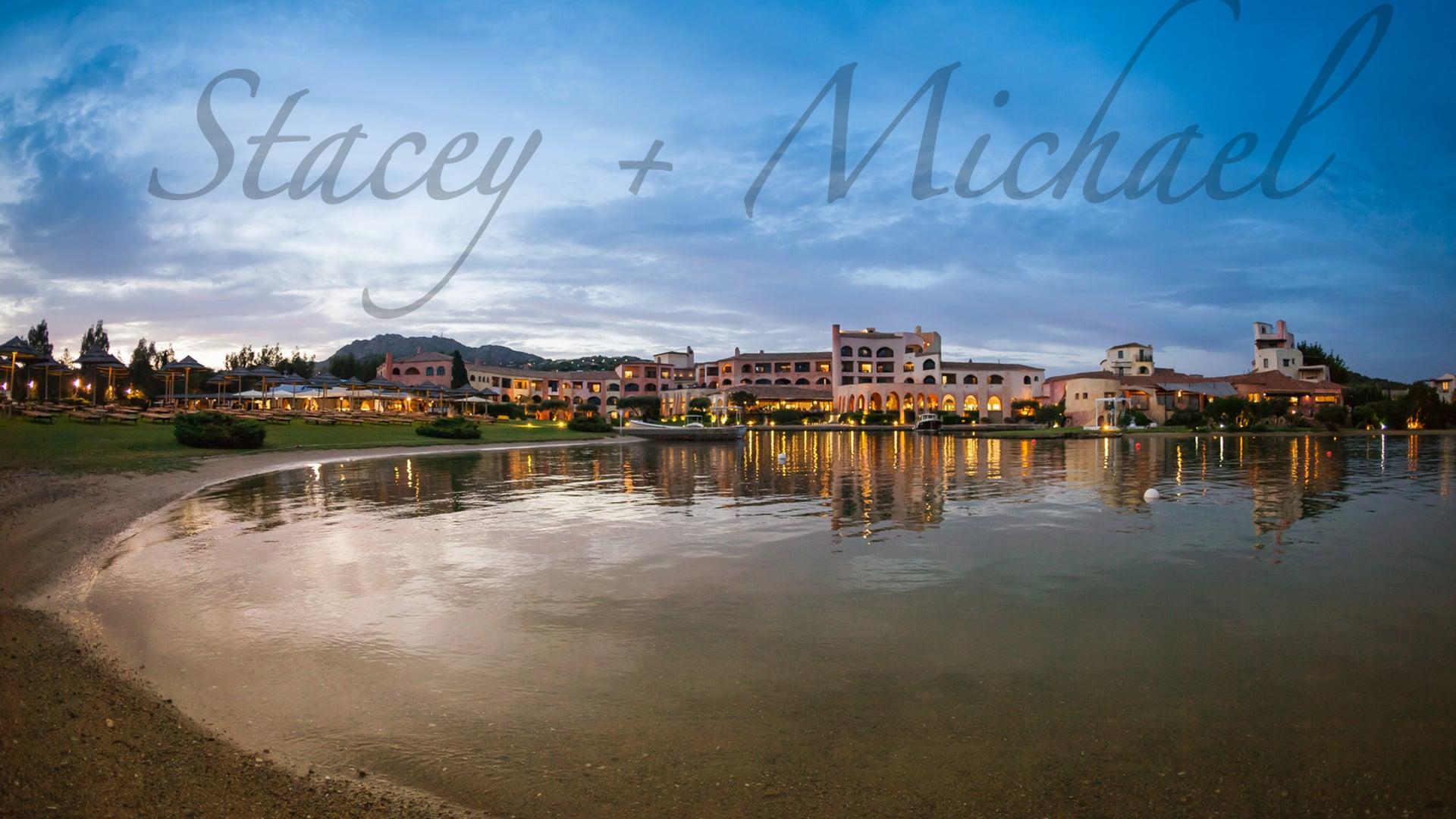 Stacey + Michael // wedding teaser