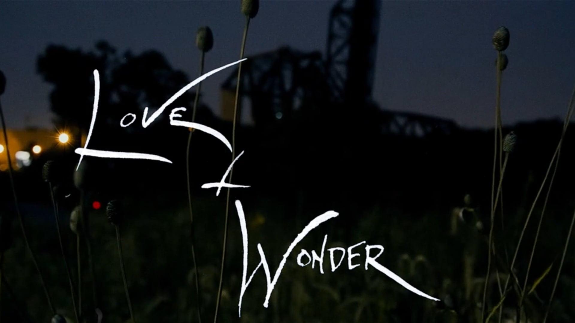 Love and Wonder