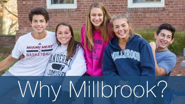 Why Millbrook