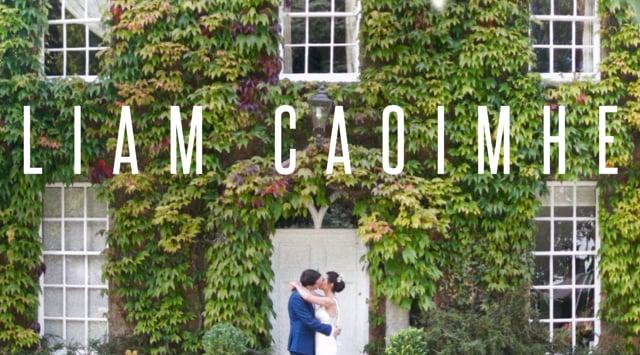 Caoimhe & Liam // Wedding Highlights