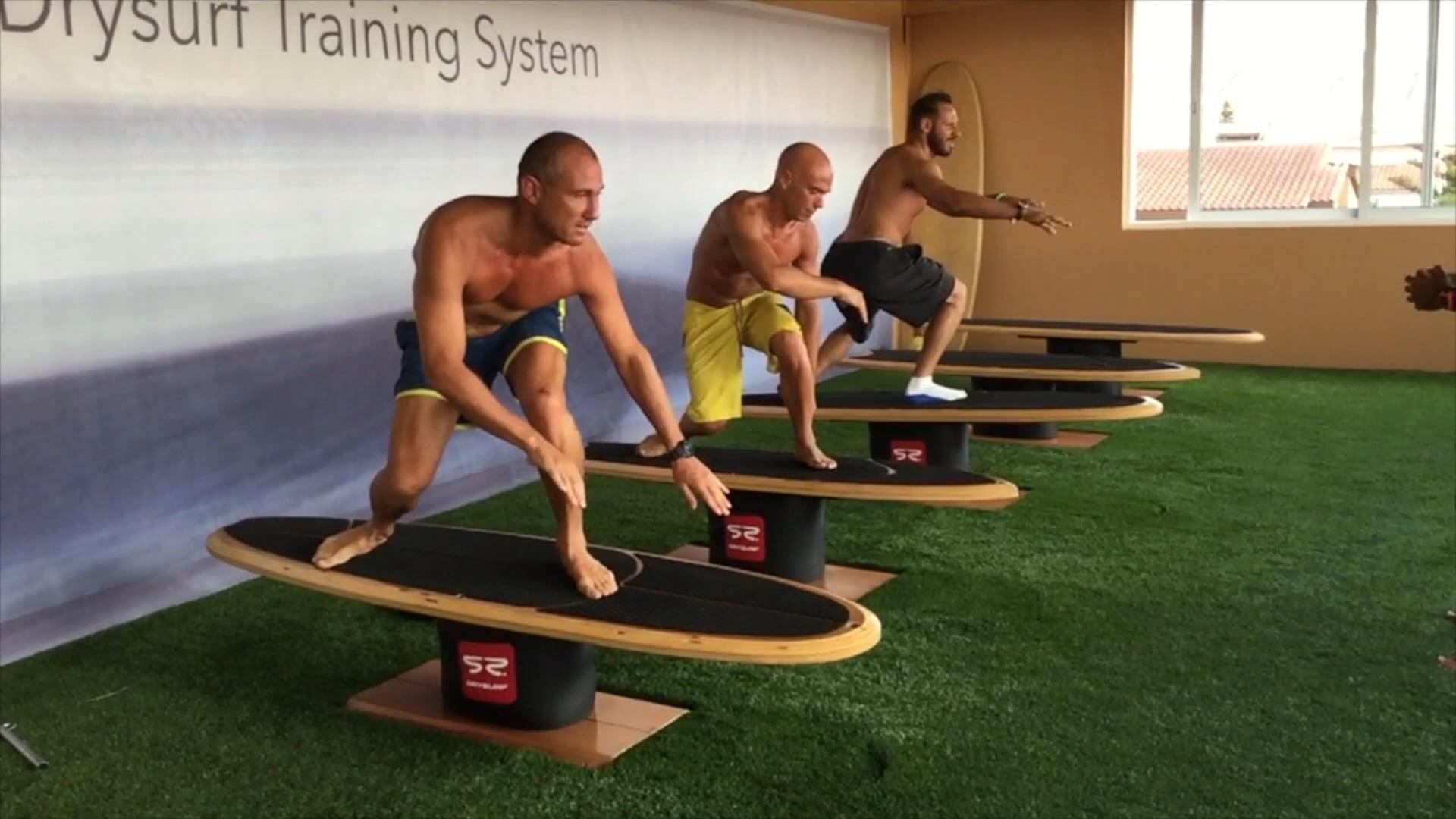 Drysurf Training Special Surf