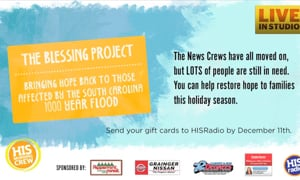 The Blessing Project: Cole is Giving His Birthday Gift Card