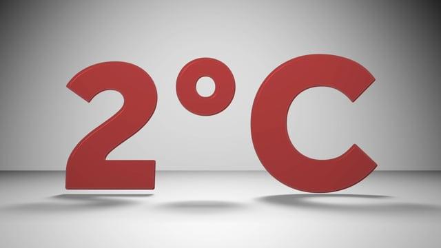 2°C - 3.6°F Animation