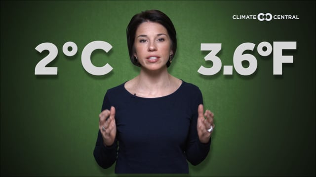 Y2C: What does 2°C mean?