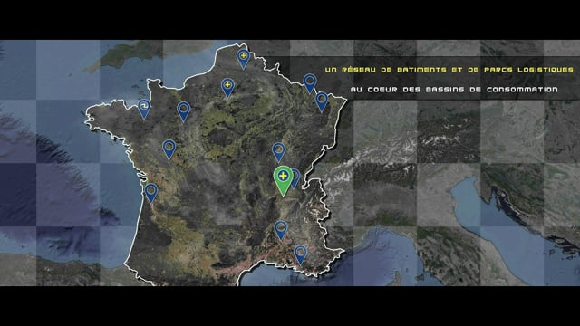 Parcolog, réseau de parcs logistiques