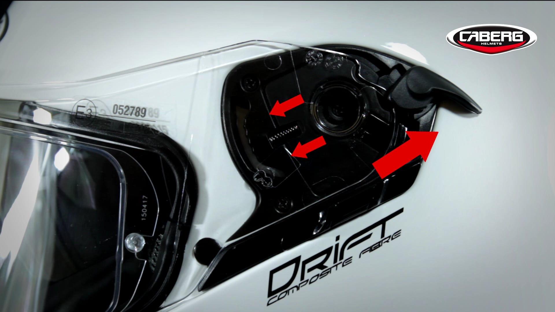 Drift Helmet by Caberg