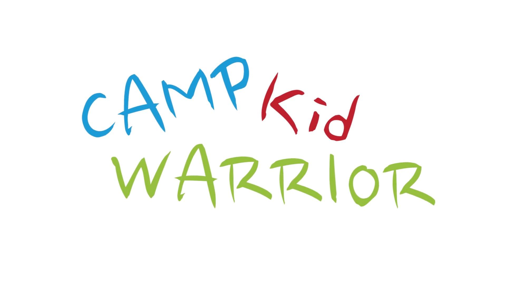 Camp Kid Warrior - 3min spot
