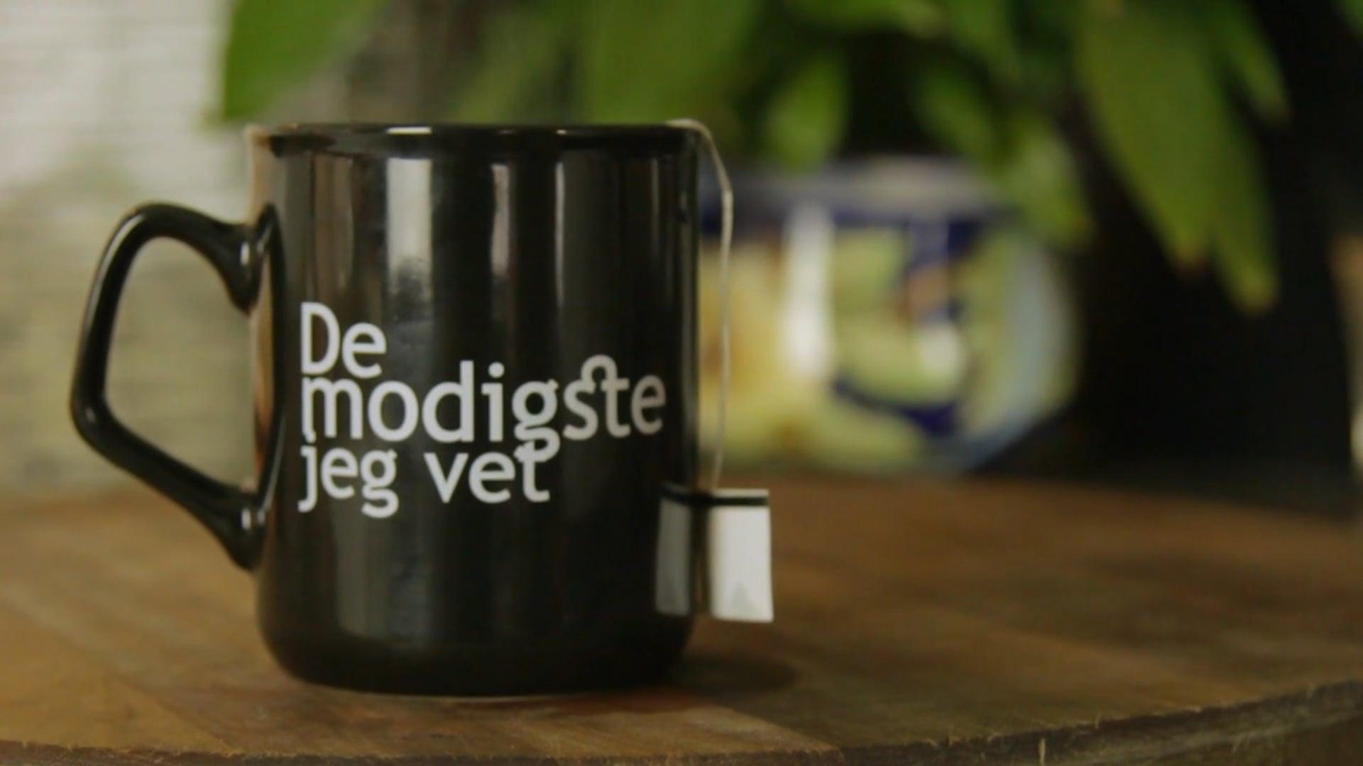 """De modigste Jeg Vet - Episode 3 """"Spiseforstyrrelse"""""""