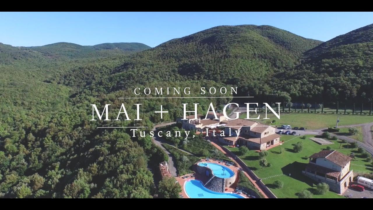 M+H Wedding in Tuscany