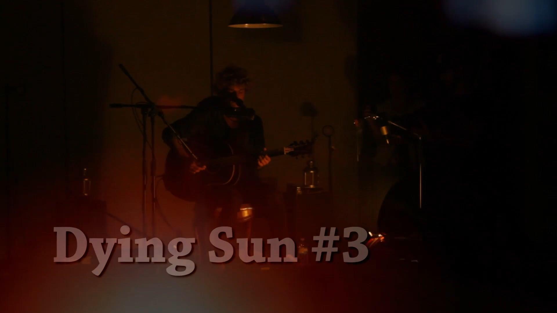 NOMAD Sessions - Kim Churchill - 04 - Dying Sun #3