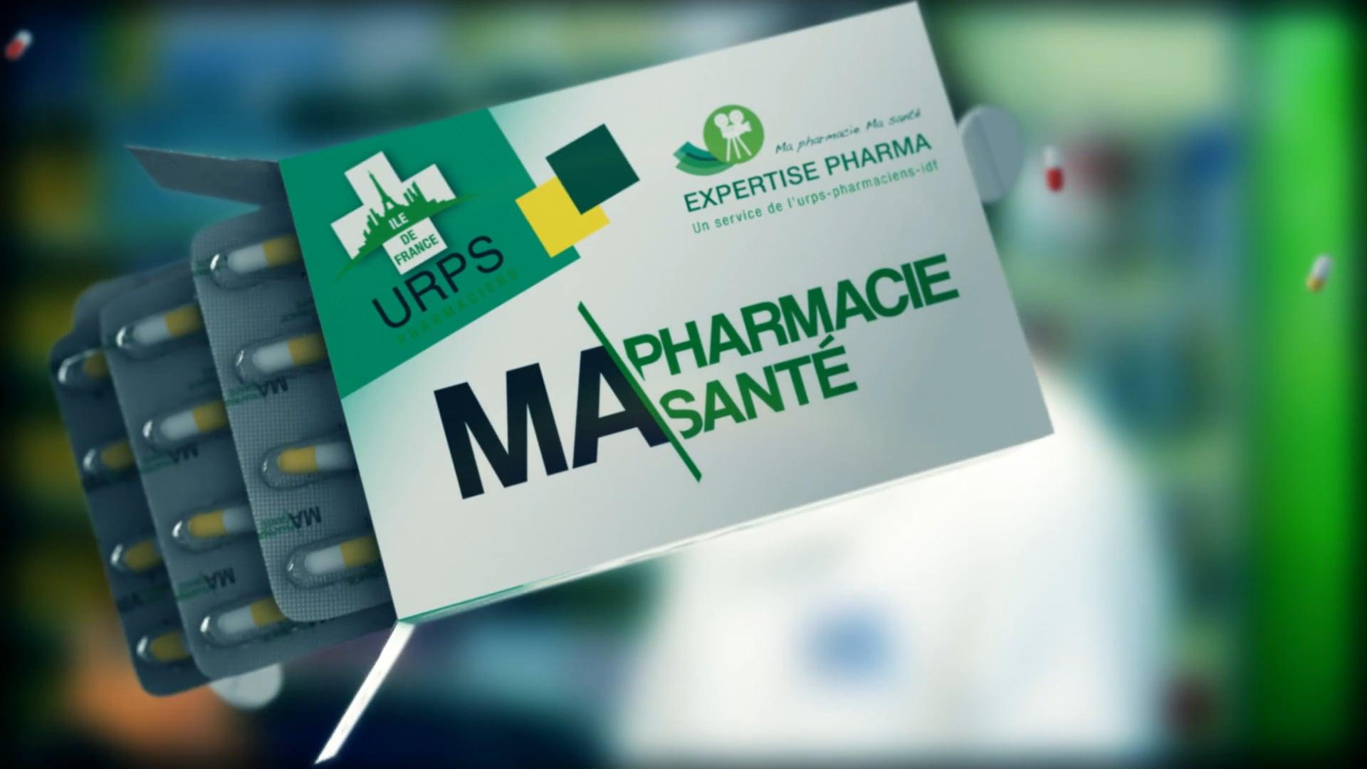 MA PHARMACIE MA SANTE - Websérie